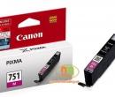 Mực in phun Canon CLI 751BK (MG6370)