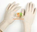 Găng tay cao su latex không bột