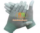 Găng tay chống tĩnh điện Carbon PU ngón