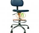 Ghế chống tĩnh điện có tựa vòng để chân