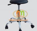 Ghế chống tĩnh điện không tựa mặt tròn