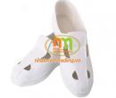 Giày chống tĩnh điện PVC 4 lỗ
