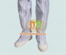 Giày ủng chống tĩnh điện PVC Màu: Trắng
